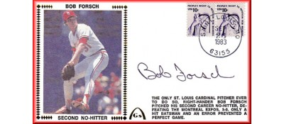 Forsch, Bob  2nd No Hitter (Few To Sell)
