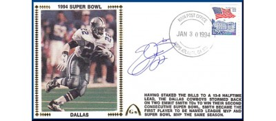 Smith, Emmitt 1994 Super Bowl (ONLY THREE LEFT IN STOCK)