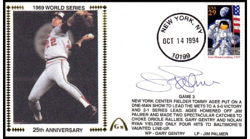 World Series 1969 (ADD:- Palmer -Gm 3)