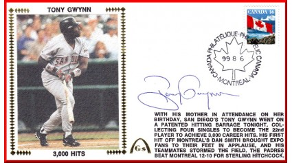 Gwynn, Tony 3000 (Set Of 2)