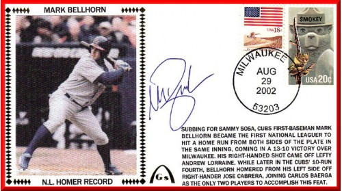 Bellhorn, Mark (HR Record)