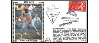 Davis, Eric Home Run Record (Few Left In Stock)