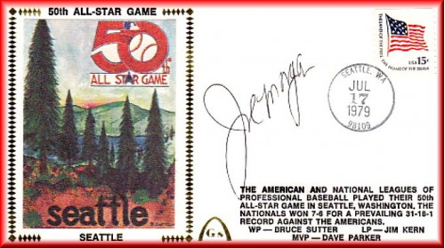 All-Star 1979 Joe Morgan Autograph (Trees Artpiece) ONLY ONE No Discount