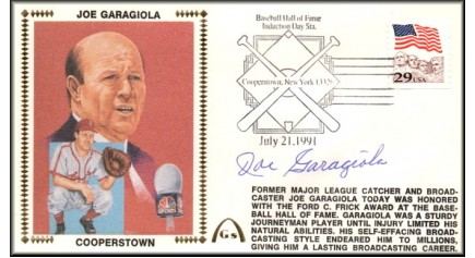 Garagiola, Joe (Hall)