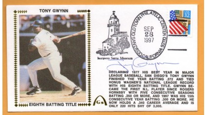Gwynn, Tony (Batting Title)