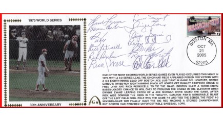 Boston 1975 World Series Anniversary