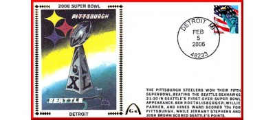 Super Bowl 2006 - Unautographed