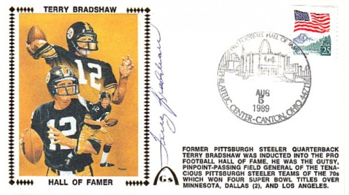 Bradshaw, Terry Hall Of Fame
