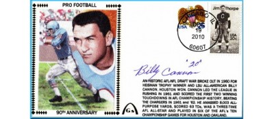 Cannon, Billy (90th Anniversary)
