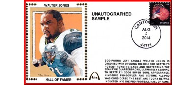 Jones, Walter Hall Of Fame (Pre Order)