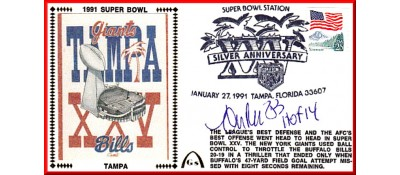 Super Bowl 1991 (Andre Reed)