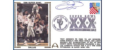 Smith, Emmitt 1996 Super Bowl (ONLY THREE LEFT IN STOCK)