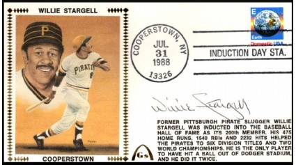 Stargell, Willie (Hall)