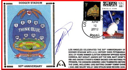 Dodger Stadium 50th #6 (Kent)