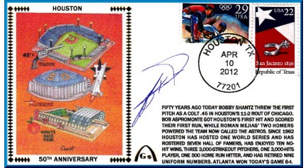 Houston Astros 50th Anniversary (Kent)