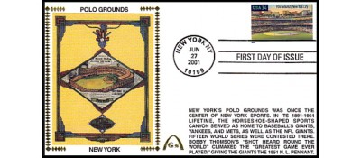 Legendary Playing Fields FDC Forbes Field (Unautographed) Hand Cancel