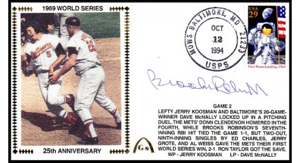 World Series 1969 (ADD:- B.Robinsonl -Gm 2)