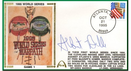 World Series 1995 - Cleveland Vs. Atlanta (ADD: Albert Belle)