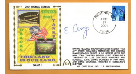 World Series 2001 - New York Vs. Arizona (ADD: Erubiel Durazo)