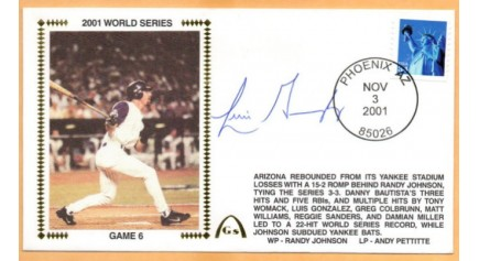 World Series 2001 - New York Vs. Arizona (ADD: Luis Gonzalez)