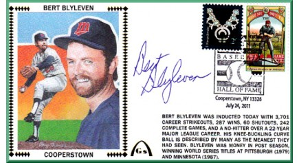 Blyleven, Bert (Hall) Out Of Stock