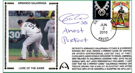 Galarraga, Armando (Almost Perfect)