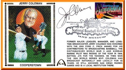 Coleman, Jerry (Hall)