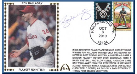 Halladay, Roy No-Hitter