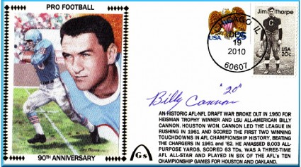 Cannon, Billy (90th)