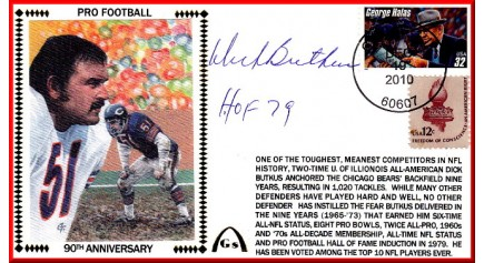 Butkus, Dick (90th Anniversary)