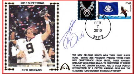 Super Bowl 2010 ( Drew Brees