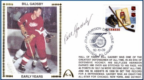 Gadsby, Bill (Canadian FDC)