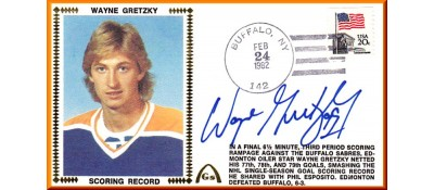 Gretzky, Wayne Scoring- SOLD OUT - One Remains To Sell